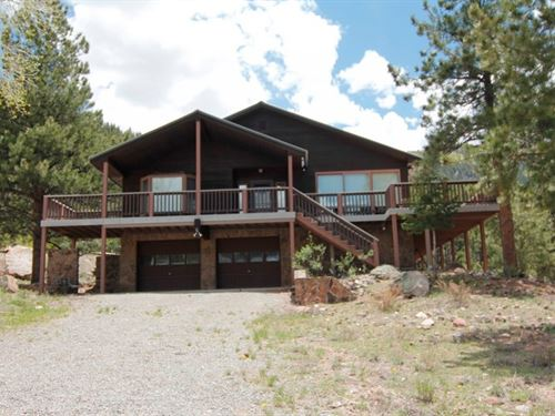 Amazing Views In San Juan Ranch : Lake City : Hinsdale County : Colorado