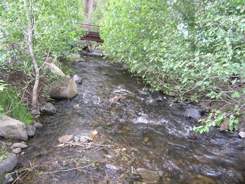 Commercial River Property : South Fork : Rio Grande County : Colorado