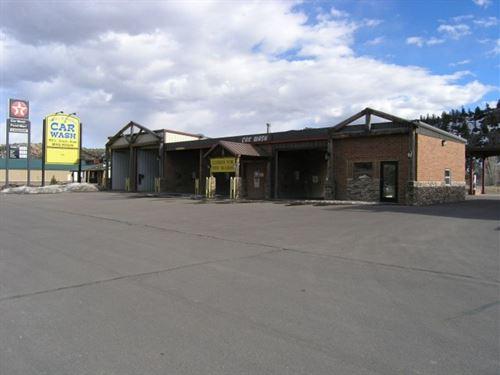South Fork Carwash : South Fork : Rio Grande County : Colorado