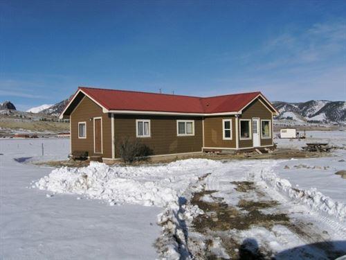 Cozy Affordable Home : Creede : Mineral County : Colorado