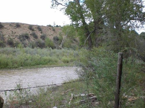 San Juan River Property : Pagosa Springs : Archuleta County : Colorado
