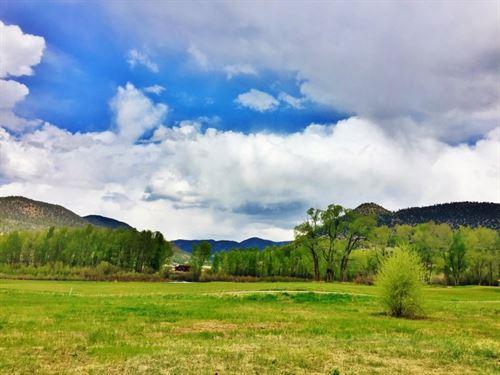 River Greens Lot 9 : South Fork : Rio Grande County : Colorado
