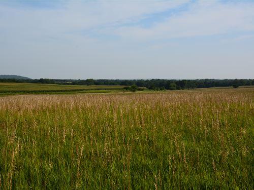 Historic Leavenworth 80 : Tonganoxie : Leavenworth County : Kansas