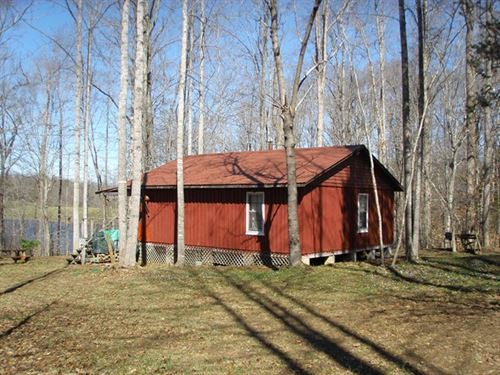 Lakeview Cabin : Farmville : Prince Edward County : Virginia
