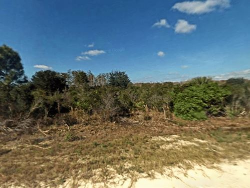 Residential Lot For Sale : Lehigh Acres : Lee County : Florida