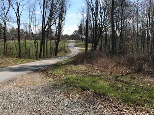 Fairmount Highway Tract : Fairmount : Gordon County : Georgia