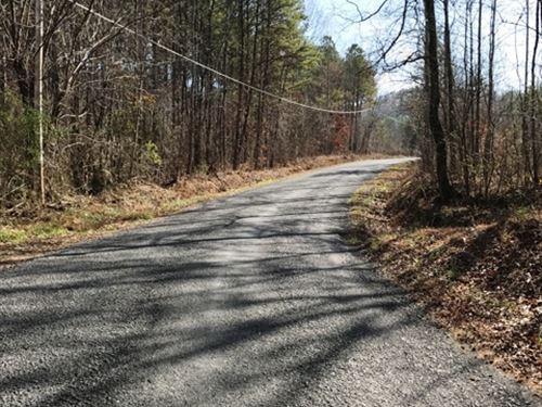 Marlowe Branch Tract : Ranger : Gordon County : Georgia