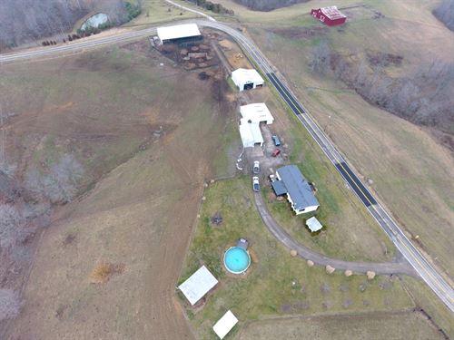 Sr 790 - 133 Acres : Scottown : Gallia County : Ohio