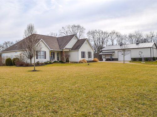 Sr 314 - 23 Acres : Fredericktown : Morrow County : Ohio
