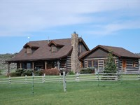Crazy Mountain Foothills Ranch : Wilsall : Park County : Montana