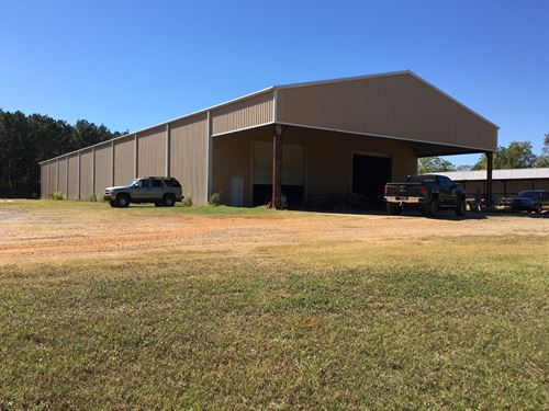 Commercial Property With 5 +/- Ac : County Road 3304 : Pike County : Alabama