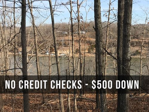 Wooded Acres On Lake Of The Ozarks : Edwards : Camden County : Missouri