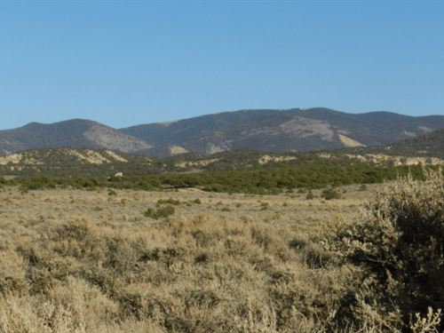 Two Lots Together For Sale : San Luis : Costilla County : Colorado