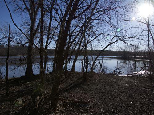Pomona Lake Hunting Tract : Overbrook : Osage County : Kansas