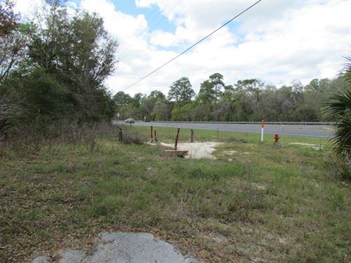 Nice Corner Lot On Canal 773459 : Old Town : Dixie County : Florida