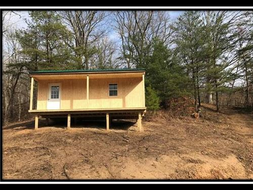 New Cabin In Private Setting : Patriot : Gallia County : Ohio
