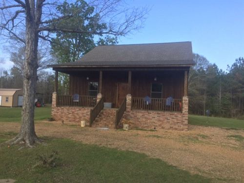 Rustic Home For Sale In Pike County : Summit : Pike County : Mississippi