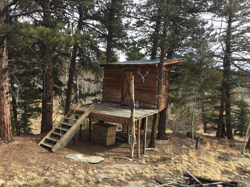 Echo Valley Hideout : Lake George : Park County : Colorado