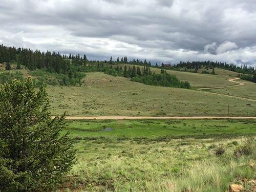 1.45 Acres In Como, Co : Como : Park County : Colorado