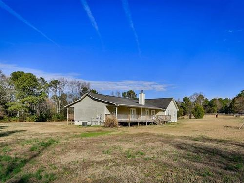 Recently Renovated Home 3.25 Acres : Conyers : Rockdale County : Georgia