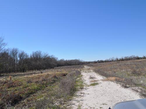 62 Ac Fm 1791 : Huntsville : Walker County : Texas