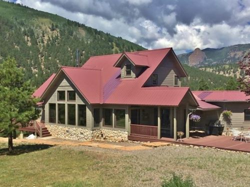 Amazing Park Creek Views : Lake City : Hinsdale County : Colorado