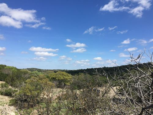 Hilltop Views In Edwards County : Rocksprings : Edwards County : Texas