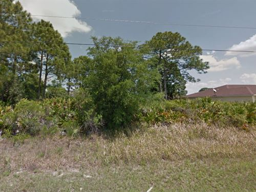 Sarasota Co., Florida $12,300 Neg. : North Port : Sarasota County : Florida