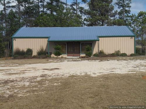 Commercial Building On 2.5+/- Ac : Waynesboro : Wayne County : Mississippi