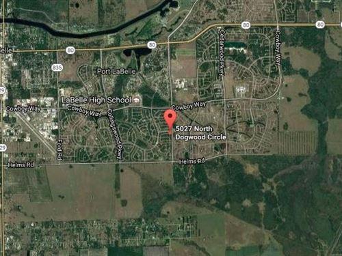Hendry County, Florida $69,800 : La Belle : Hendry County : Florida