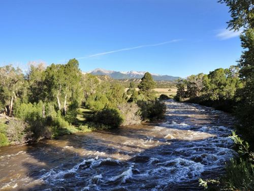 1909351 - A Fly Fisherman's Utopia : Salida : Chaffee County : Colorado