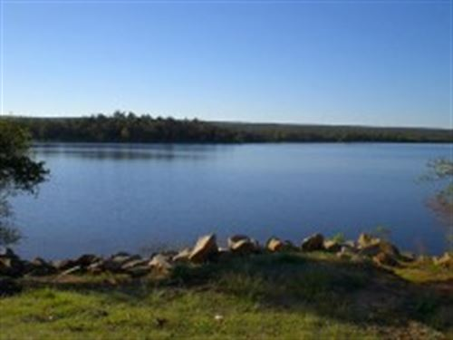 Home Site Near Lake Eufaula : Eufaula : McIntosh County : Oklahoma