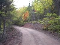 Incredible 330 Acres Hunt/Fish/Camp : Brook Village : Nova Scotia : Canada