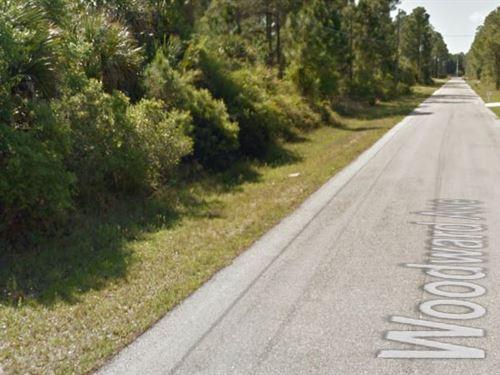 Sarasota County, Florida $42,500 : North Port : Sarasota County : Florida