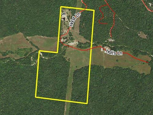 80 Acres Holst Lane : Gravois Mills : Morgan County : Missouri