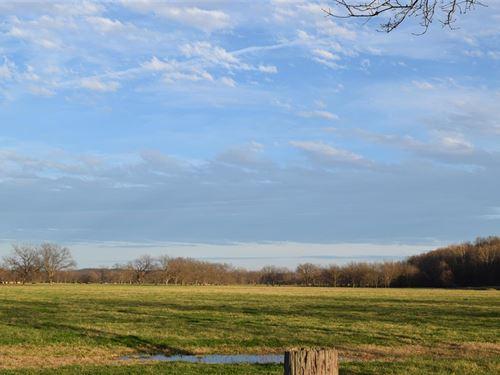 The Rose Of Sharon Ranch : Strang : Mayes County : Oklahoma