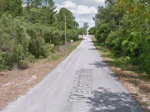 Hernando County, Florida $24,000 : Weeki Wachee : Hernando County : Florida