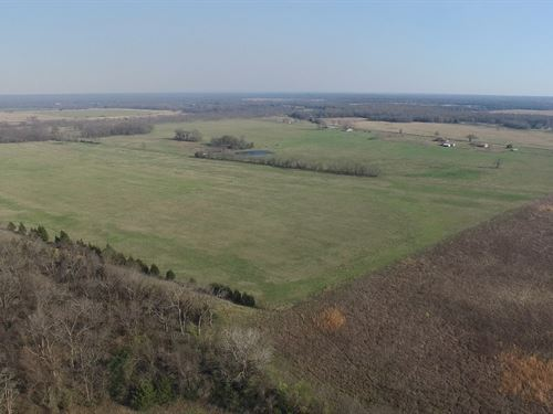 227 Acre Ranch / 30762 : Arthur City : Lamar County : Texas