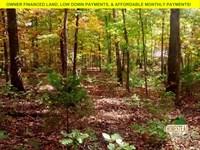 Quiet Property W/Elec Near Spr Riv : Ozark Acres : Sharp County : Arkansas