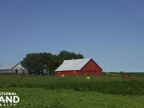 Lancaster Co. Farm And Ranch Homest : Bennet : Lancaster County : Nebraska