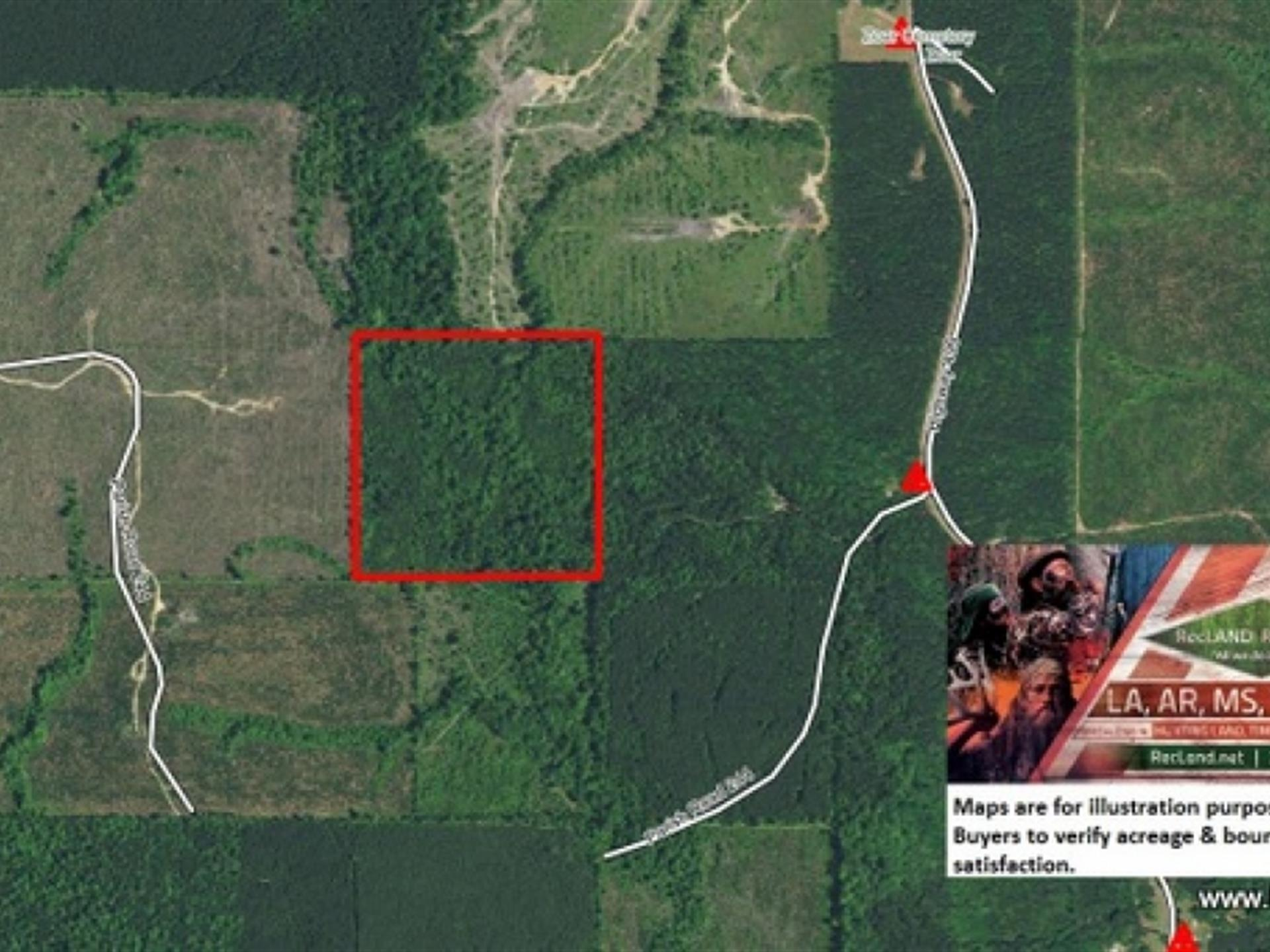 Louisiana Hunting Map Picture Ideas References
