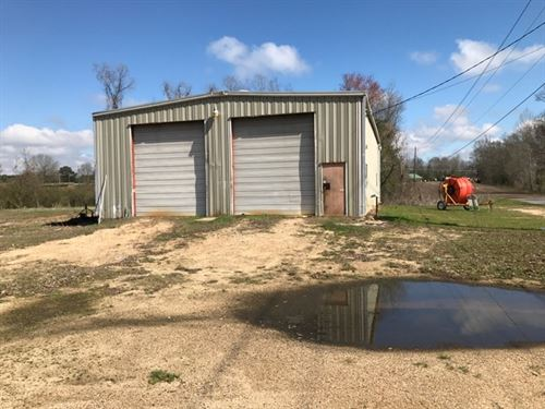 2.8+/- Ac Commercial : Waynesboro : Wayne County : Mississippi