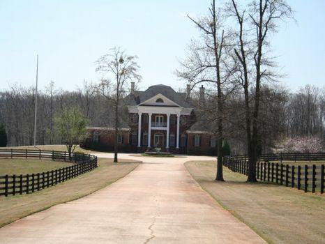 85 Acre Equestrian Estate : Mansfield : Newton County : Georgia