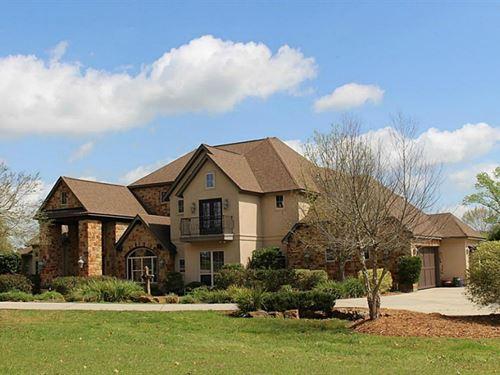 Lockhart Ranch : Montgomery County : Texas