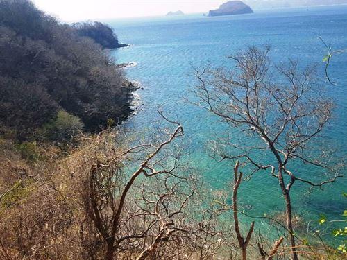 Beachfront Land In Guanacaste, Cr : Cuajiniquil : Costa Rica