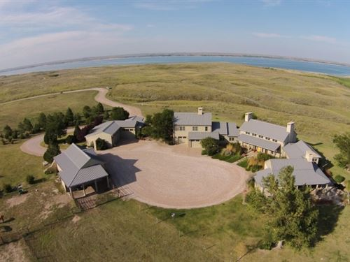 Lake McConaughy Estate : Ogallala : Keith County : Nebraska