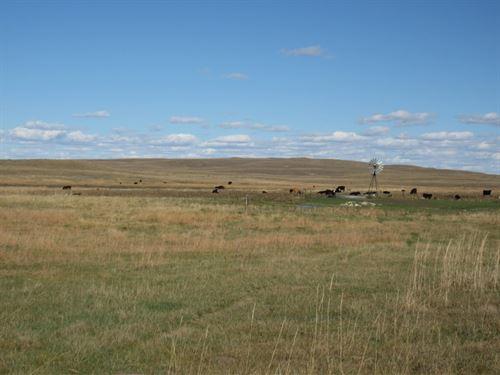 Mule Shoe Bar South Ranch And Mauri : Alliance : Garden County : Nebraska