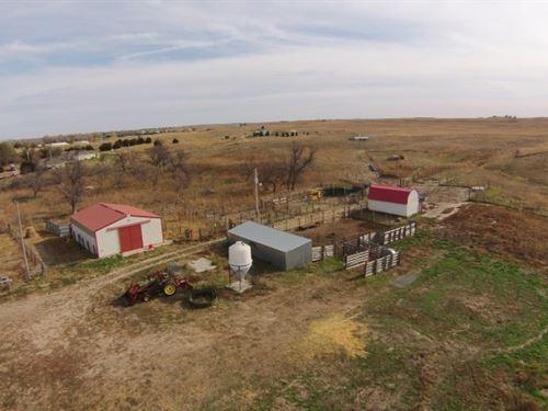Lake Maloney Hobby Ranch : North Platte : Lincoln County : Nebraska