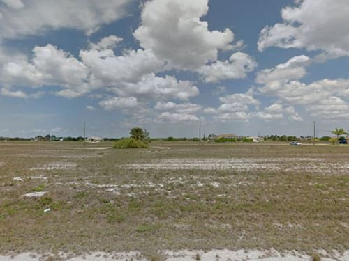 Lee County, Florida $39,900 Neg. : Cape Coral : Lee County : Florida