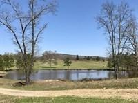 43.23+/- Acre Cattle Farm : Glenwood : Pike County : Arkansas
